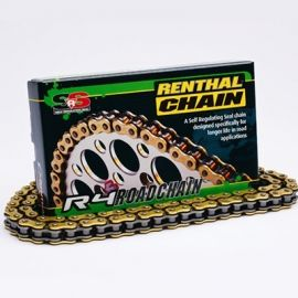 Renthal R4 SRS Gold Superbike chain